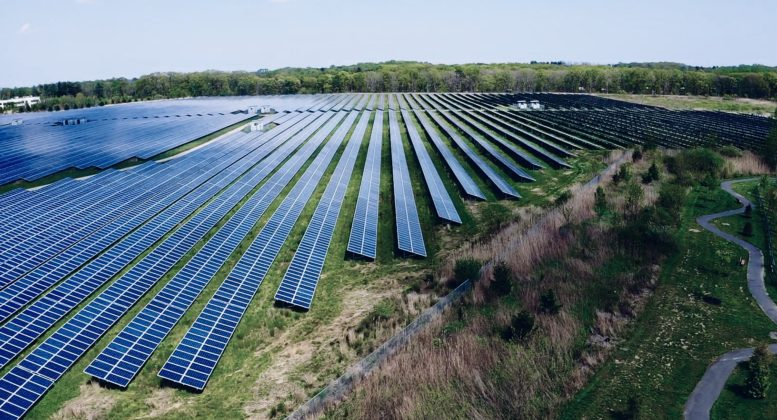 1.8 mw solar field
