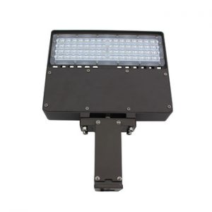 Luminetworx Solar LED Parking Lot Light