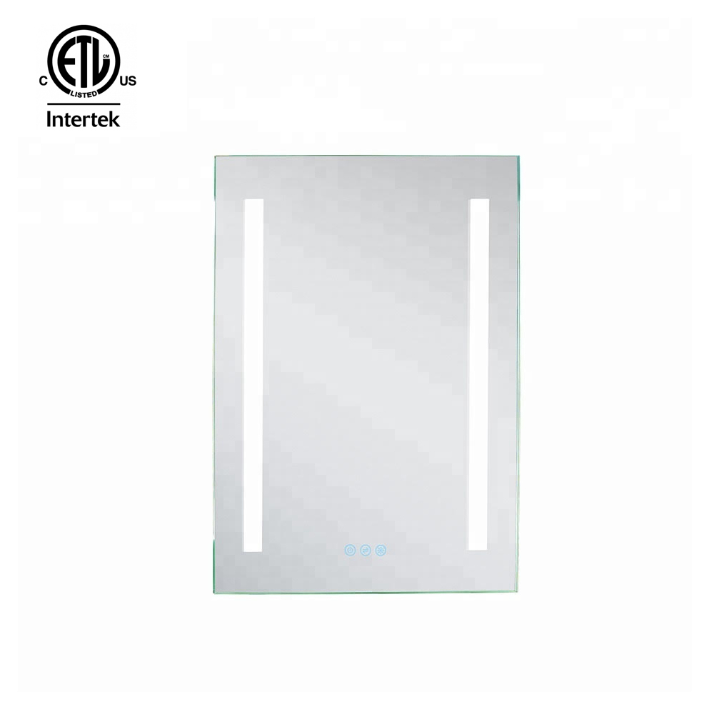 poe lighted bathroom mirror
